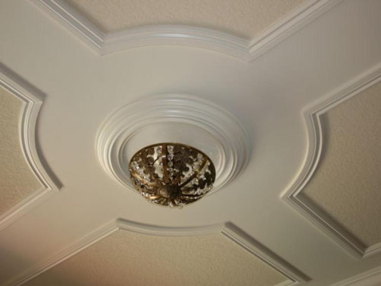 Decorative Ceiling Ideas Moulding