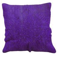Decorative Green Silk Pillow Case Designer Cushion Cover