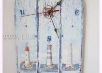 Decoupage Tutorial Diy Shabby Chic Make Clock