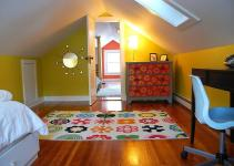 Delightful Kids Rooms Skylights