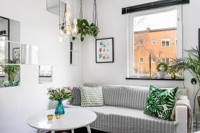 Delightfully Stylish One Bedroom Apartment Stockholm