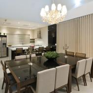 Design Dining Room Simple Decor Russian Minimalist
