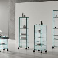 Designer Italian Luxury High End Bookcases Cabis Nella