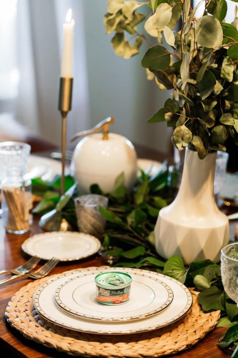 Devon Rachel Thanksgiving Table Setting Last Minute 2016
