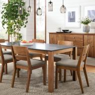 Dining Modern Contemporary Room Decor Ideas Big