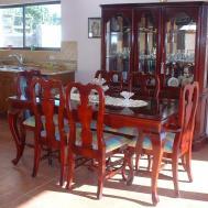 Dining Room Chair Repair House Tropical Circle