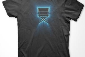 Director Chair Shirt Film Tees Shirts Filmmakers