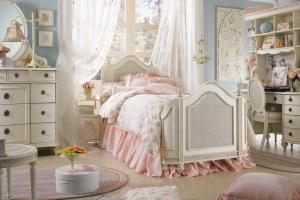 Discount Fabrics Lincs Create Shabby Chic Bedroom