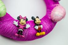 Disney Easter Wreath Brought Mom Craft