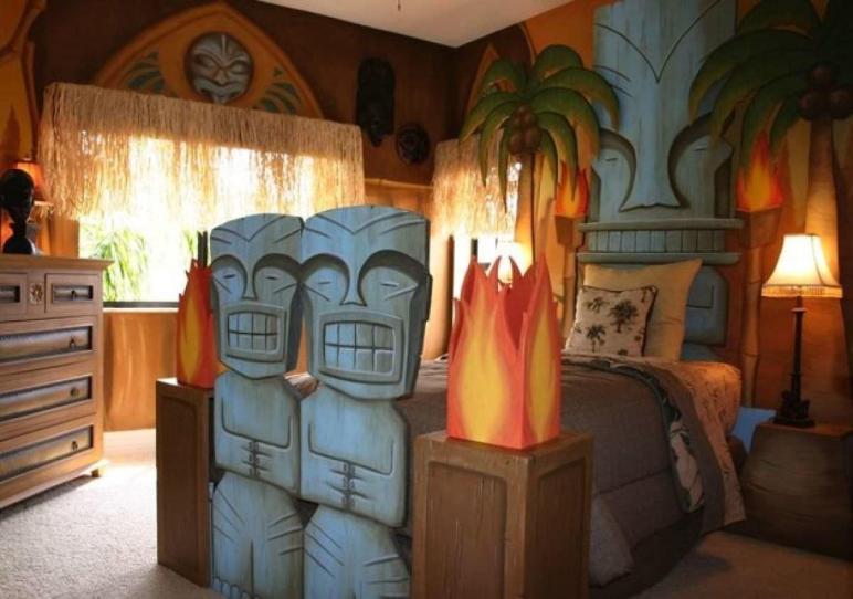 Disney Themed Bedroom Designs Decorating Ideas