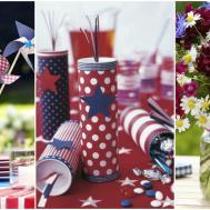 Diy 4th July Decorations 2017 Patriotic Fourth
