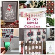 Diy Advent Calendars Uncommon Slice Suburbia
