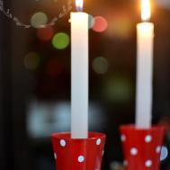 Diy Advent Candle Holder Ideas
