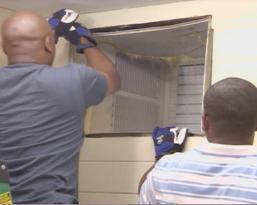 Diy Air Conditioner Calm Home Reaches Rmostat All