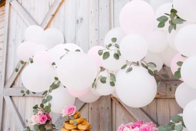 Diy Balloon Garland Easy Way Make