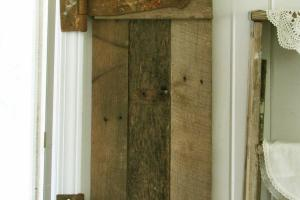 Diy Barn Wood Shutters Pallets Hometalk