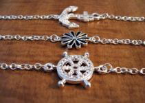 Diy Beach Inspired Bracelets Make Something Mondays