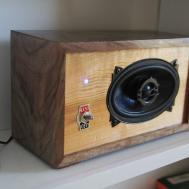 Diy Bluetooth Bookshelf Speaker