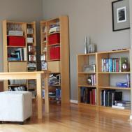 Diy Built Bookcase Reveal Hack Studio