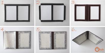 Diy Cardboard Frame Ohoh Blog