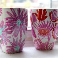 Diy Ceramic Mugs Sincerely Jennie