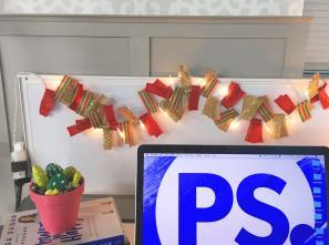 Diy Christmas Light Garland Popsugar Smart Living