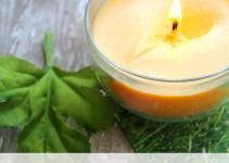 Diy Citronella Candles Essential Oils Midwest