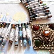 Diy Crafts Indie Style Necklace Jewelry Easy