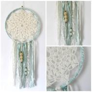 Diy Crochet Dream Catcher Toni Lipsey Yarn