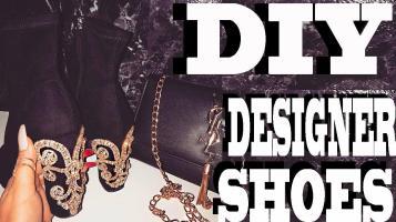 Diy Designer Shoes