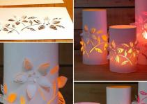 Diy Dimensional Paper Lanterns Craft Projects