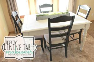 Diy Dining Table Bukit
