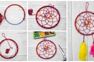 Diy Dreamcatcher Tutorial Mum Madhouse
