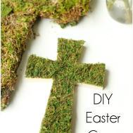 Diy Easter Cross Crafting Chicks