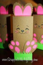 Diy Easter Party Bags Zebra Celebrations