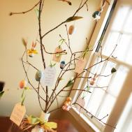 Diy Easter Tree Tag