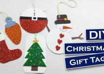 Diy Easy Christmas Foam Sheet Craft Gift