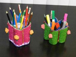 Diy Easy Craft Waste Material Pencil
