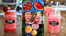 Diy Easy Cute Summer Treats Diywithremi