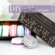 Diy Easy French Macaron Soap Yum