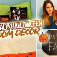Diy Fall Halloween Room Decor 2014