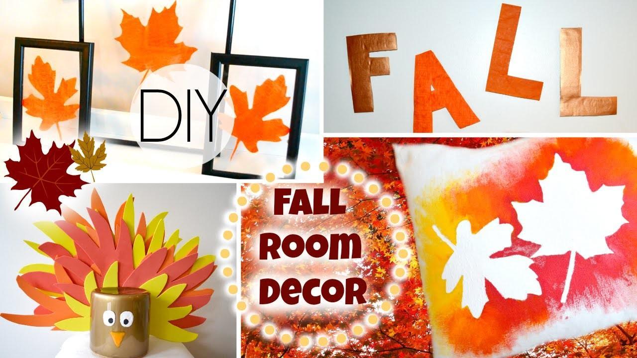 Diy Fall Room Decorations Cheap Decoratorist 178100