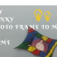 Diy Funky Frame Make Home