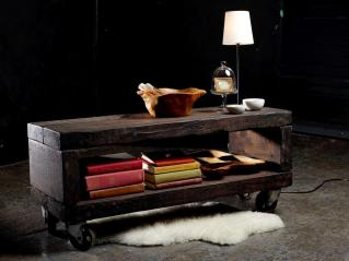 Diy Furniture Projects Rustic Industrial Pieces
