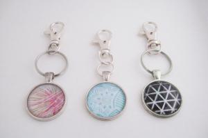 Diy Glass Orb Keychain Make Something Mondays