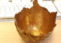 Diy Glitter Accessories Bowl Home Decor Singapore