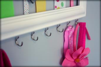 Diy Hair Bow Headband Holder