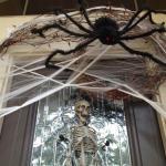 Diy Halloween Decor Round