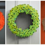 Diy Halloween Wreaths Make Door