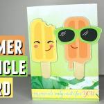 Diy Handmade Summer Themed Card Tutorial
